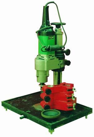 HMP-150型混凝土磨平机 砼芯