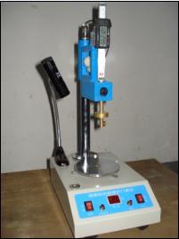 SZR-3型电脑数控沥青针入度
