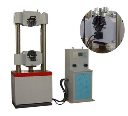WE-1000B型数显万能材料试验