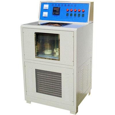 WSY-10型石油沥青蜡含量试
