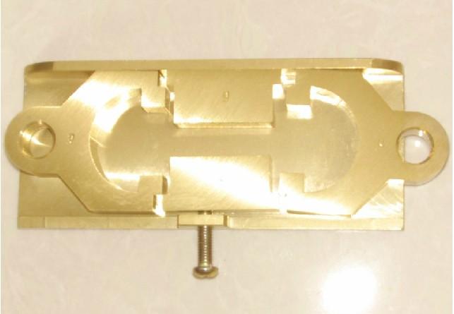 沥青弹性恢复铜8字试模
