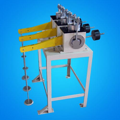 WG-3型单杠杆高压固结仪(