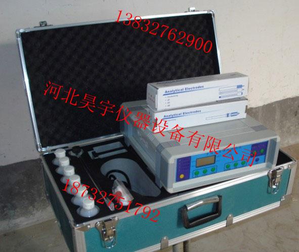 SG-6/8型多功能直读式测钙